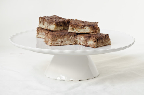 e-levated:  Banana Bread Brownies