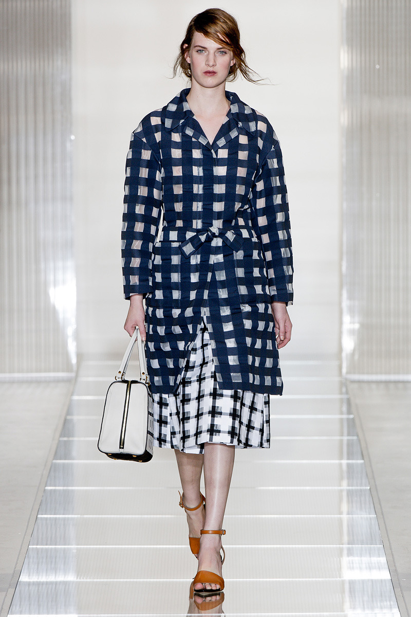 Marni Spring 2013 Photo: Yannis Vlamos/GoRunway.com Go to Vogue.com for the full collection and review.