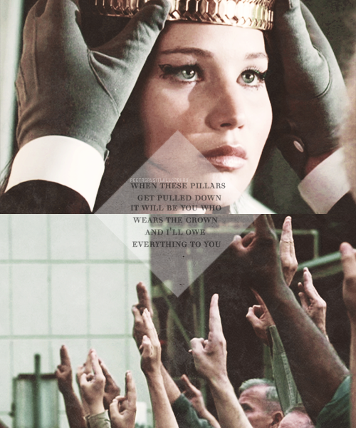 The Hunger Games + Muse » I belong to you (Mon coeur s'ouvre à toi)