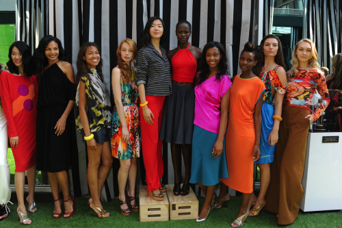 Spring Summer 2013 at The Out Hotel in NYC. It was a lovely day!