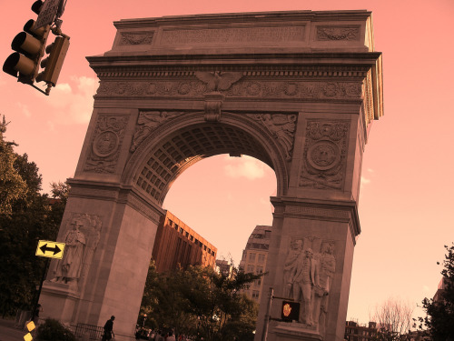Washington Square Park. I <3 NY
