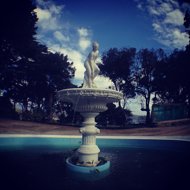 danyleon:  #goddess #venus #statue (Taken with Instagram)
