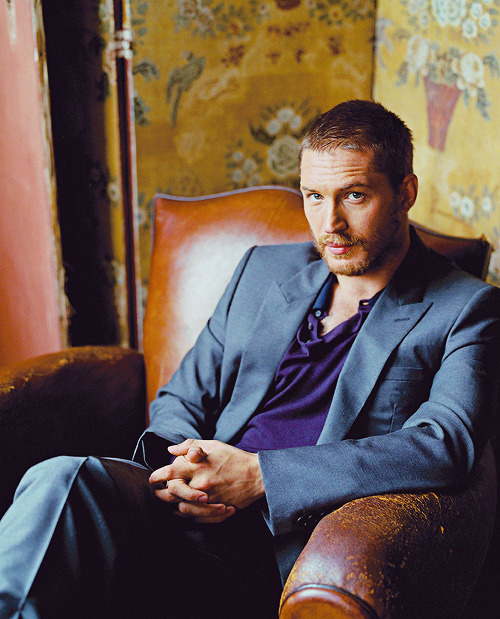 18/50 Pictures of Tom Hardy   My new love. Seriously