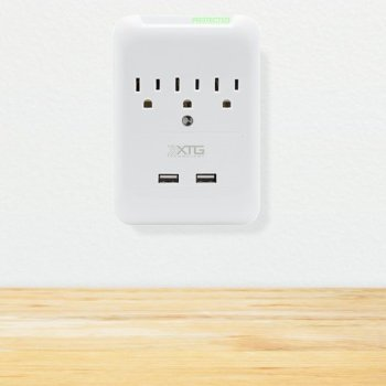 Usb wall outlet. Click on pic for more details.