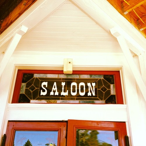 #georgetownca #georgetownhotel #saloon (Taken with Instagram at Georgetown Hotel)