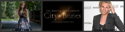 The Mortal Instruments: City of Bones August 23, 2013