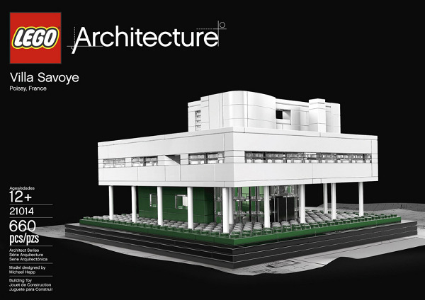 rocketsandrayguns:  Le Corbusier LEGO!  Oh wow oh wow oh wow. I want the Pruitt-Igoe Lego set. Firecrackers not included.