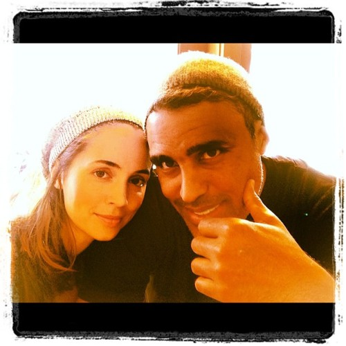 #Skullies pahtnahs. @rickafox #love (Taken with Instagram)
