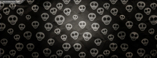 Skulls Facebook Covers