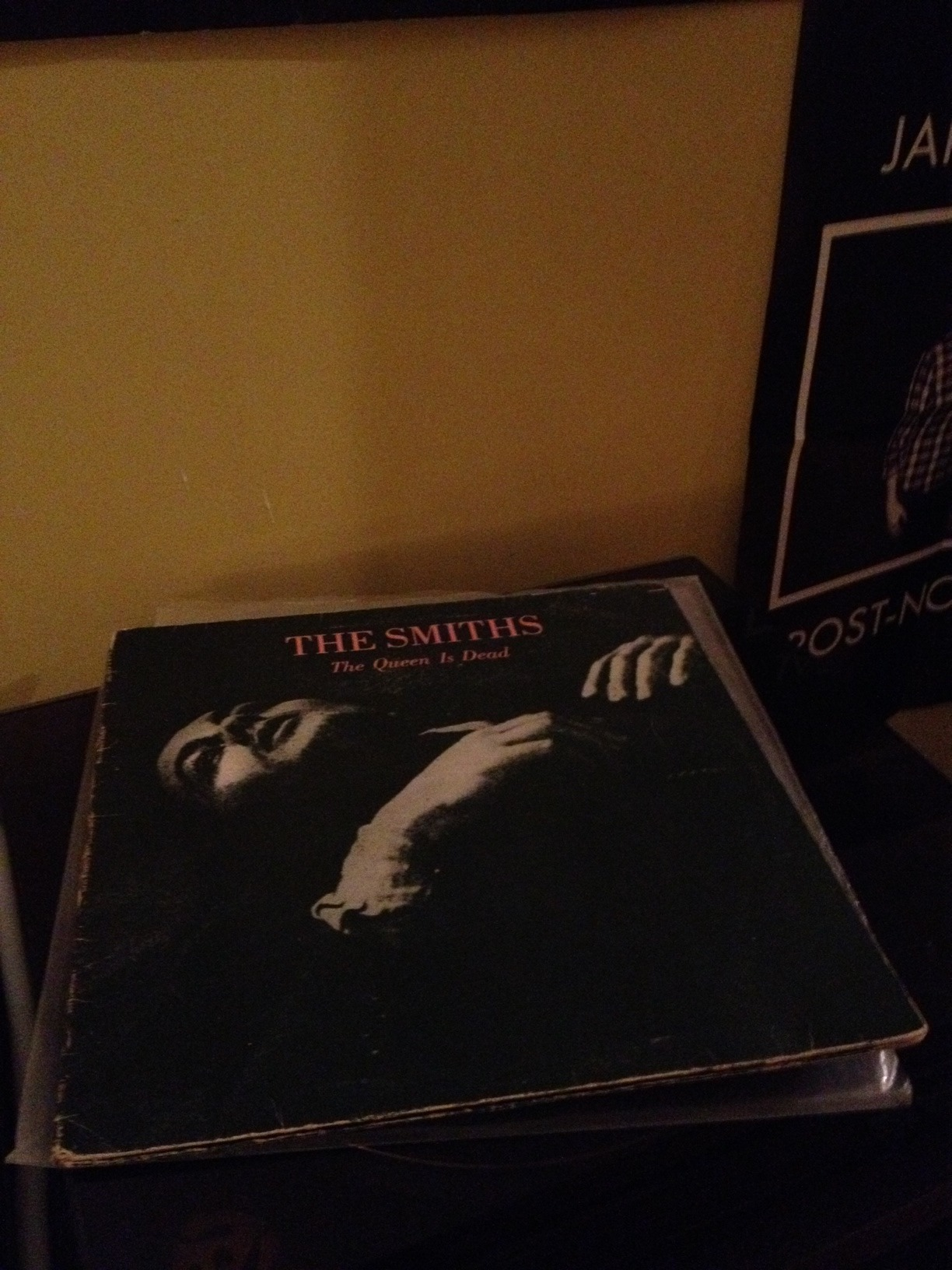 tonightsrecords:  The smiths- the queen is dead