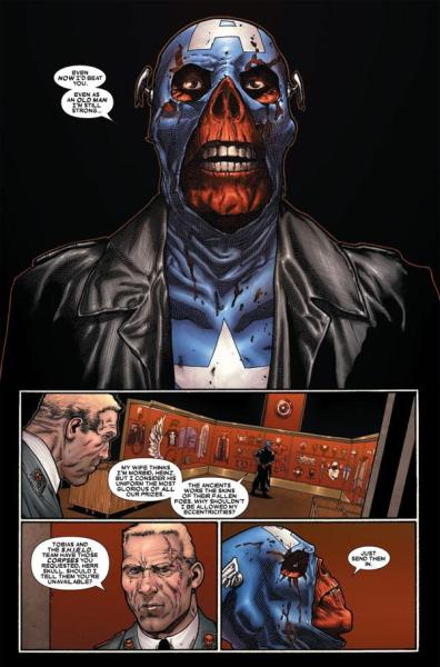 Can we talk about how creepy Red Skull was in Old Man Logan?