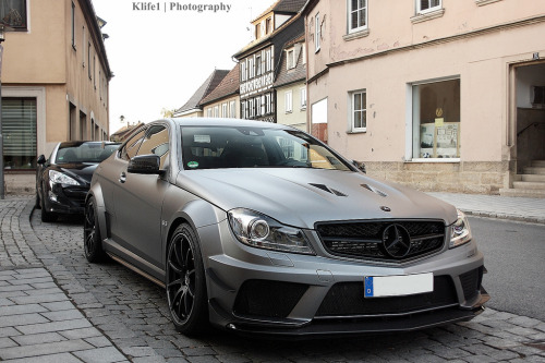 carsnmoney:  crash—test:  C63 ///AMG Black Series (by Klife1 Photography)