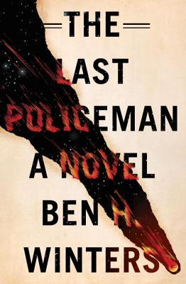 "The Last Policeman by Ben Winters Fran's Pick: If you knew the world was going to end, absolutely knew it, what would you do? Ben Winters' newly minted detective, Henry Palace, knows. He'd go to work. That's the basic idea in The Last Policeman. An asteroid is going to hit Earth. It was discovered and dismissed, but then scientists discovered that the trajectory was misprojected. In October, there was a 50/50 chance it would hit us, by January it's a certainty, and now, in March, they're pretty sure where on Earth it will hit, although nobody's saying. And this isn't an ordinary asteroid. It's huge. A dinosaur-killer. The end of the world as we know it.  But Henry doesn't let that slow him down. He's always wanted to be a policeman, and he's got all the rules and regulations memorized. Because of the unusual circumstances, he's been promoted to detective early (the others have taken ""early retirement"" to live out their last months as best they can), and he's determined to excel at his beloved job. So when he discovers the body of Peter Zell, seemingly a suicide, Henry investigates further, because he believes Zell's death is suspicious. Told on all sides to let it go, Henry can't. He is, after all, a policeman. The Last Policeman is the 1st of a pre-apocalyptic trilogy: the 2nd book will take place when the planet has just 3 months left; the 3rd will take place with just days remaining, and I have to admit I was curious about how Winters would handle a world spiraling toward destruction. Brilliantly, is the answer. He touches on all the expected responses, and is quite matter-of-fact about the various reactions, from rioting to religious fanaticism, from relief to a fatalistic ""whaddya gonna do about it?"" attitude.  And through it all is Henry, who's exclamation of choice is ""Holy moly!"", who is at times naive and ruthless, who is determined that the imminent end of the world will not stop justice from prevailing. I can't wait to see what happens in the few remaining months left to this strange and wonderful world that Ben Winters has crafted. I suspect it's going to spark more than one late night conversation, and Henry Palace is, I think, going to be the epitome of the policeman's policeman.   -Seattle Mystery Bookshop"