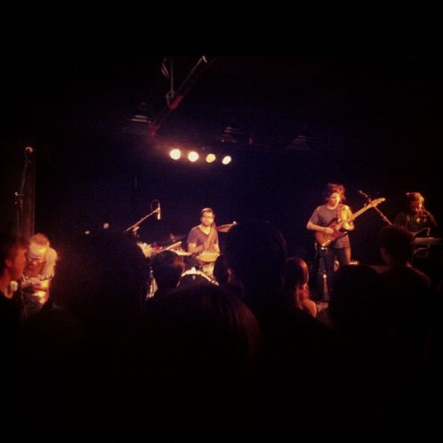 Callers, I'm into them (Taken with Instagram at Black Cat)