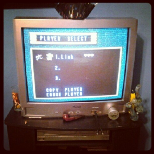 cautioner:  My favorite game ever. (Taken with Instagram)   me too