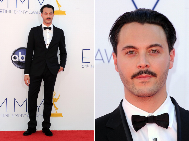 bohemea:  Jack Huston - 2012 Emmys Impossibly handsome!