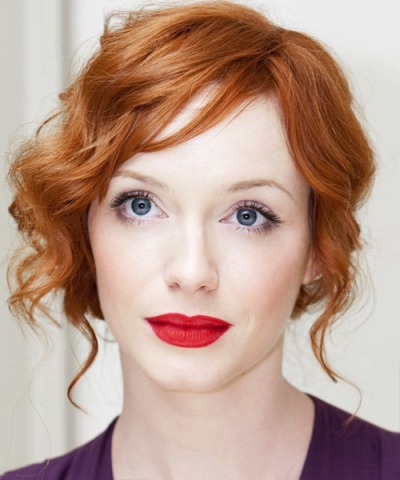 Christina Hendricks: wow.