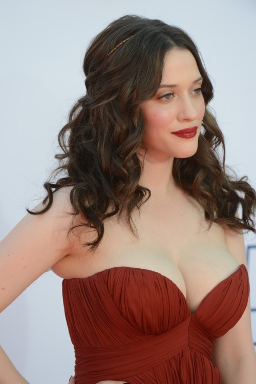 suicideblonde:  Hey, let's look at Kat Dennings again because we DESERVE THIS