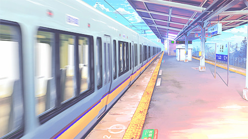 Train Station — edit