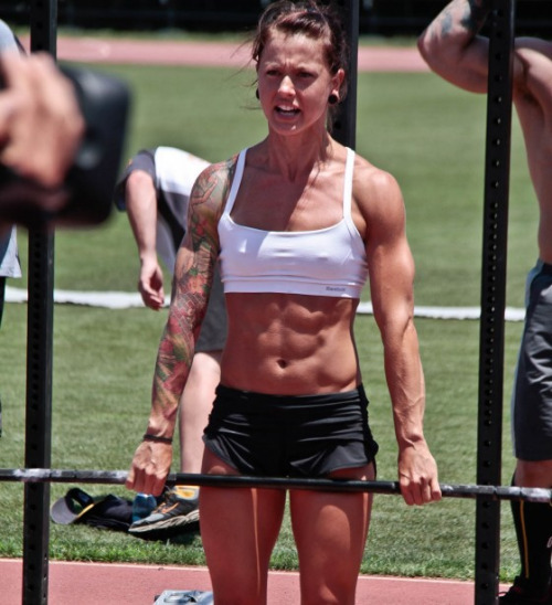 My ideal body!…. Christmas Abbott