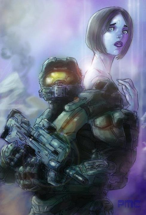Awesome Halo 4 fan art