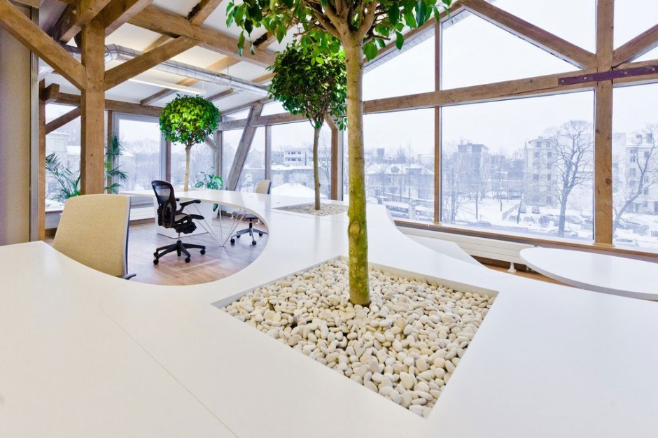 mamert:  Office Greenhouse by OpenAD