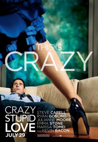 "I am watching Crazy, Stupid, Love                   ""jajajaja buenísima. xDD""                                Check-in to               Crazy, Stupid, Love on GetGlue.com"