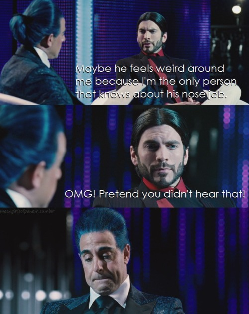 …& that's how Seneca Crane died.