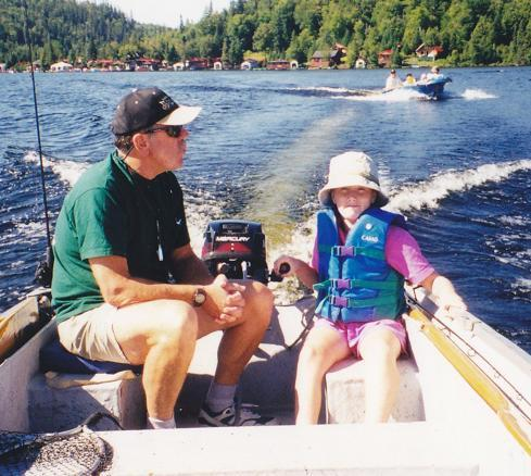 I've always been a fisher(wo)man. Circa 1999
