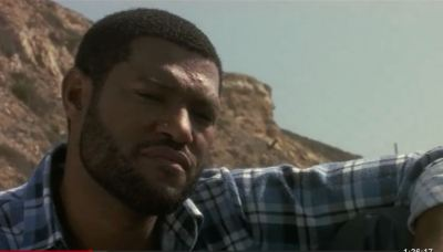 Laurence Fishburne is so foine in this film