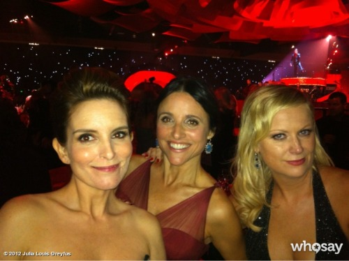 @OfficialJLD: Hanging with the loveliest ladies in the land. dying