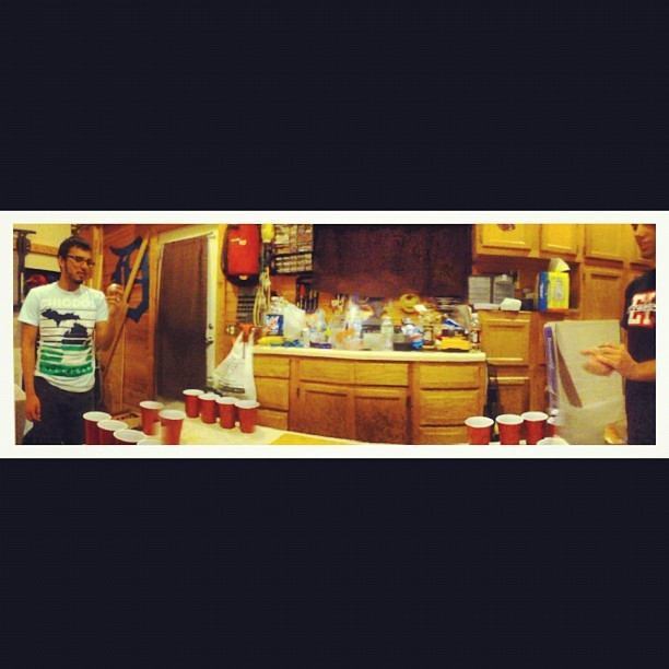 #beerpong#friends#new#app (Taken with Instagram)