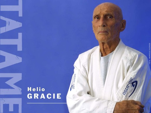Wallpaper of the Day: Hélio Gracie