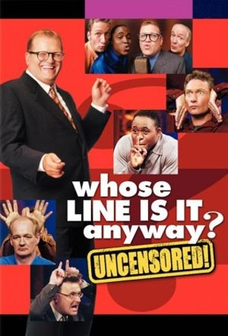 "I am watching Whose Line Is It Anyway?                   ""Time for some Scenes From A Hat…""                                Check-in to               Whose Line Is It Anyway? on GetGlue.com"