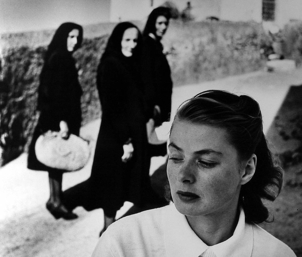 Ingrid Bergman at Stromboli, Gordon Parks