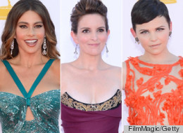 The 2012 Emmys aired last night - the good, the bad and the just plain ugly choices happened at the red carpet.  What we all tune in for and in case you missed it you can check out the Huffington Post slideshow of ALL the looks and have your own Fashion Police moment at home.   In the meantime, can you understand why Amy Poehler is my idol based on this moment with Julia Louis-Dreyfus?    Related Articles: The Best of Fashion at the 2011 Emmys (amuseboucheblog.com) Ted Gibson Gets Hair on the Oscar Ballot (amuseboucheblog.com) MET Gala Red Carpet Goes Live (amuseboucheblog.com)