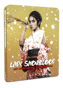 arrowvideo:  IT'S OUT NOW! PICK UP ARROW VIDEO'S RELEASE OF LADY SNOWBLOOD HERE!