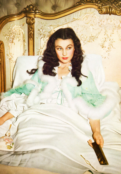 vintagesonia:  Vivien Leigh in Gone with the Wind (1939)