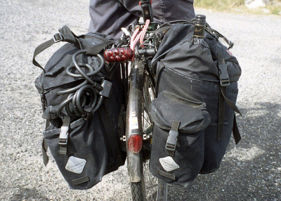 wickermansbikeblog:  touring essentials on Flickr.