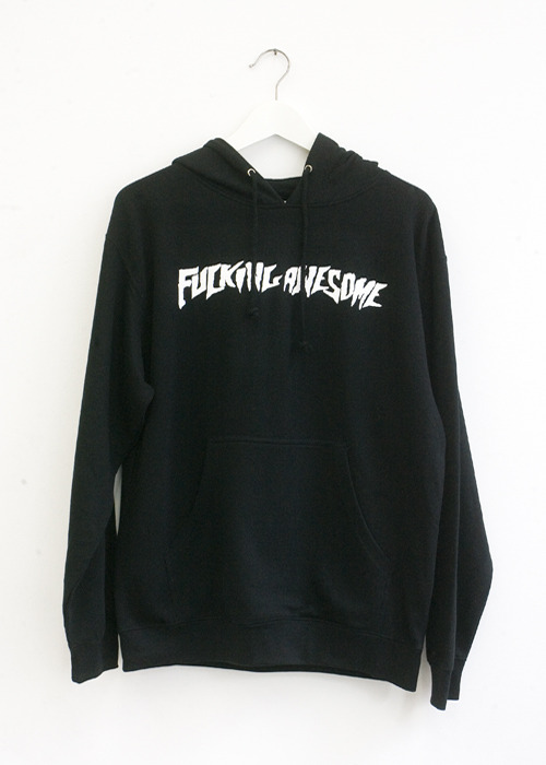 Fucking Awesome FA Hooded Sweatshirt.