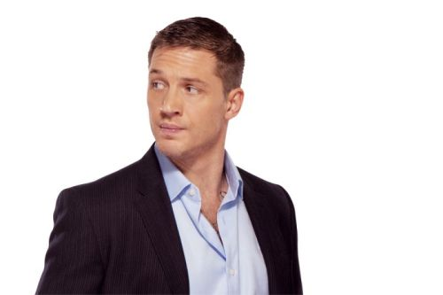 A stray promo photo of Tom Hardy for This Means War. :)