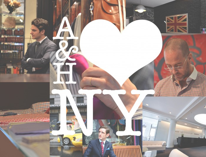 A&H Magazine: New York Edition  Link: http://bit.ly/NzMcbx