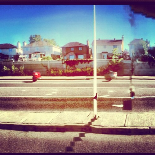 #regularday #cars #goaway #panorama #fun (Taken with Instagram)