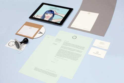 Branding THIS IS Studio designed the complete visual identity, website, and stationary for Artmedia Partners, a pre and post production company for the fashion and photography industry. via: WE AND THE COLORFacebook // Twitter // Google+ // Pinterest