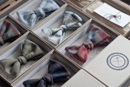 (via Harding & Wilson Bow Ties)