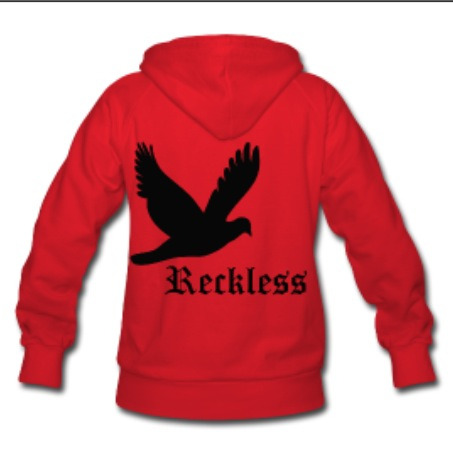 Treat yourself to some cool Reckless gear on this fine Monday!   http://recklessapparel.spreadshirt.com  Be sure to also add me on:   Twitter @ashleymwhite  Instagram @ashleymwhite1