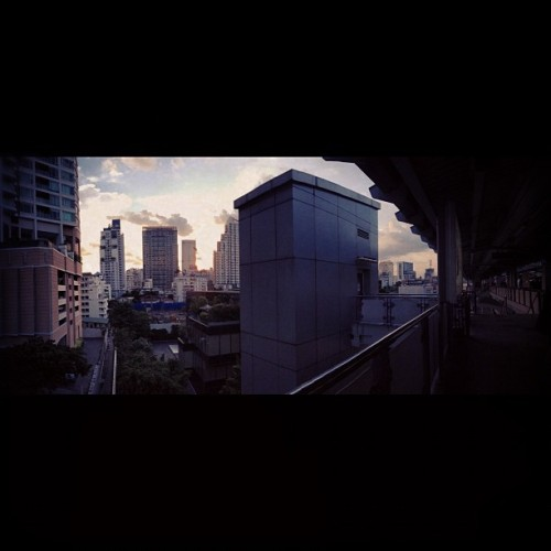 #panorama#shots#sky#cloud#evening#nice#bts#meijiz#instamania#webstagram#picoftheday (Taken with Instagram)