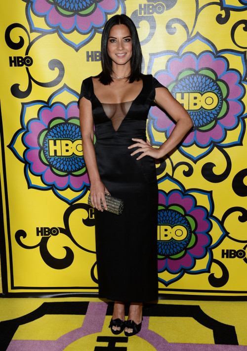 Olivia Munn | HBO's Emmys After Party - September 23, 2012