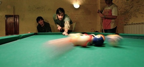 "Eight Ball, Corner Pocket: Think 6 Steps Ahead of the Competition Years ago I met the world's top-ranked pool player, a woman named Jeanette Lee.  Her nickname was the ""Black Widow.""  They called her that because she wore all black—and destroyed her competition the same way black widow spiders devour their mates. (via Growth Strategies: Think 6 Steps Ahead of the Competition 