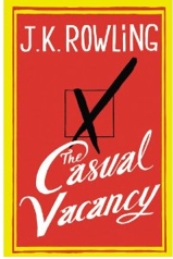 It's not even out yet, and J.K. Rowling's Casual Vacancy is #3 on the Amazon bestseller list.